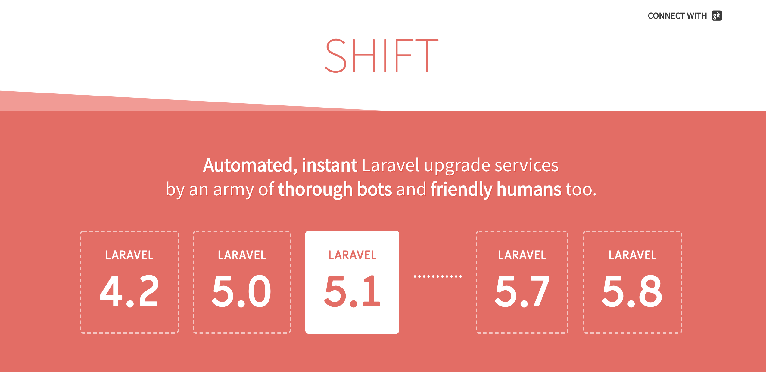 Laravel Shift