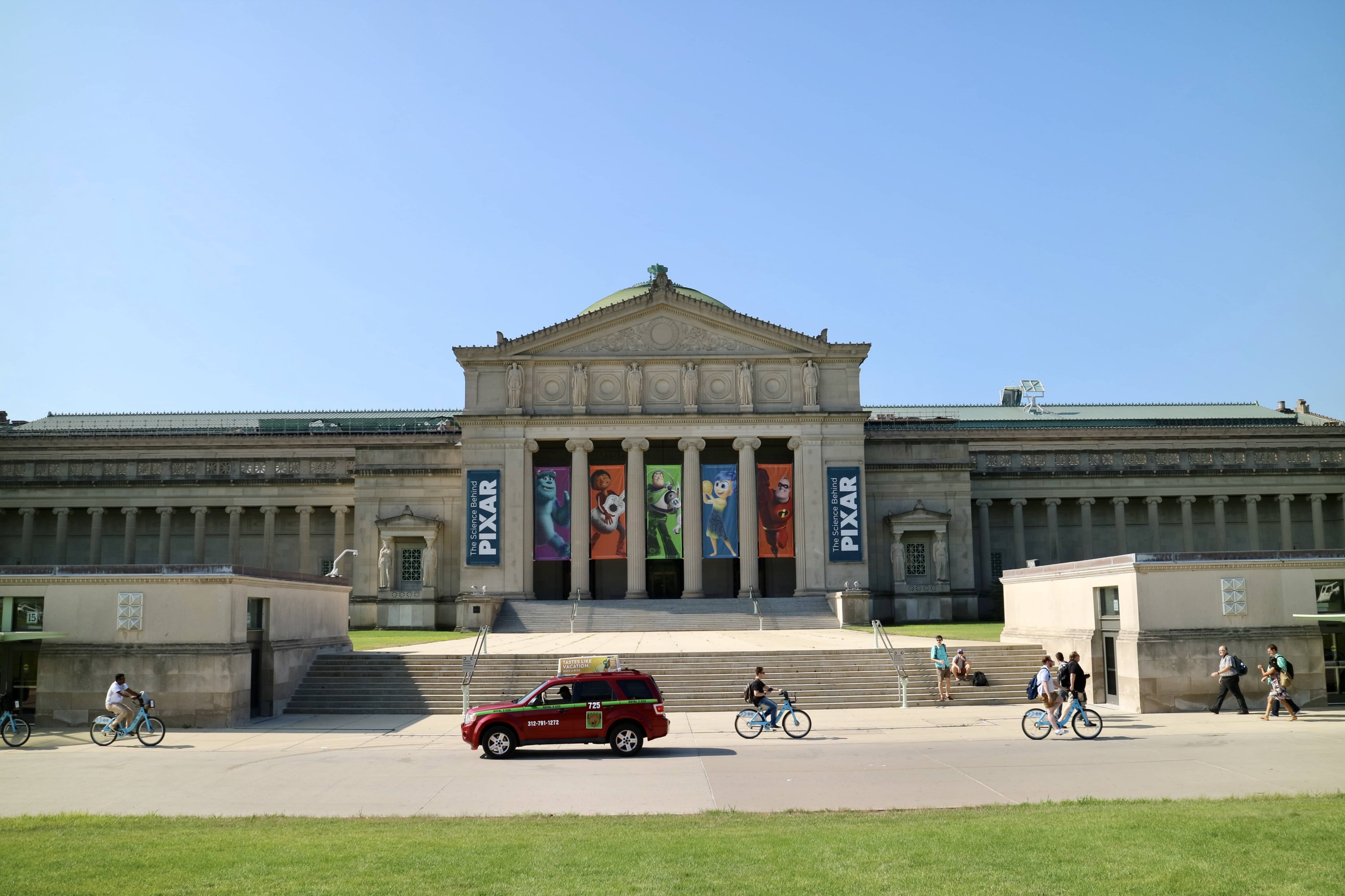 The Museum of Science and Industry